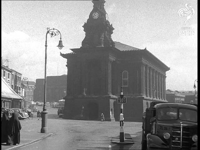 Stoke-on-Trent – Vintage Film Footage