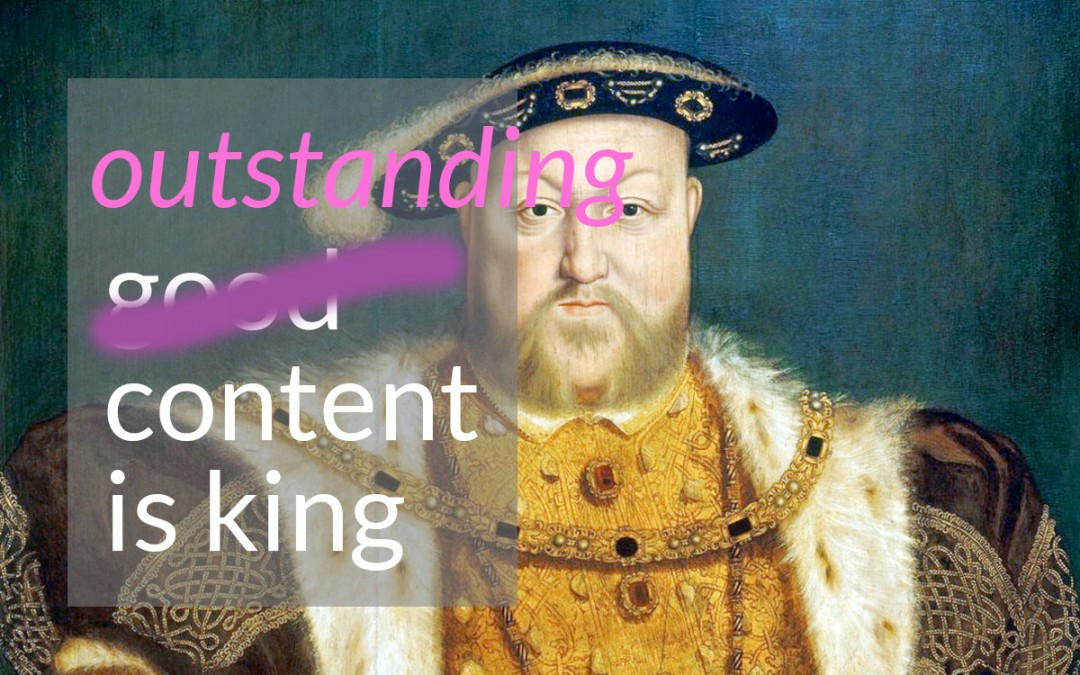 Will Good Content Help You Rank?