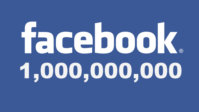 1 Billion People Used Facebook in 1 Day