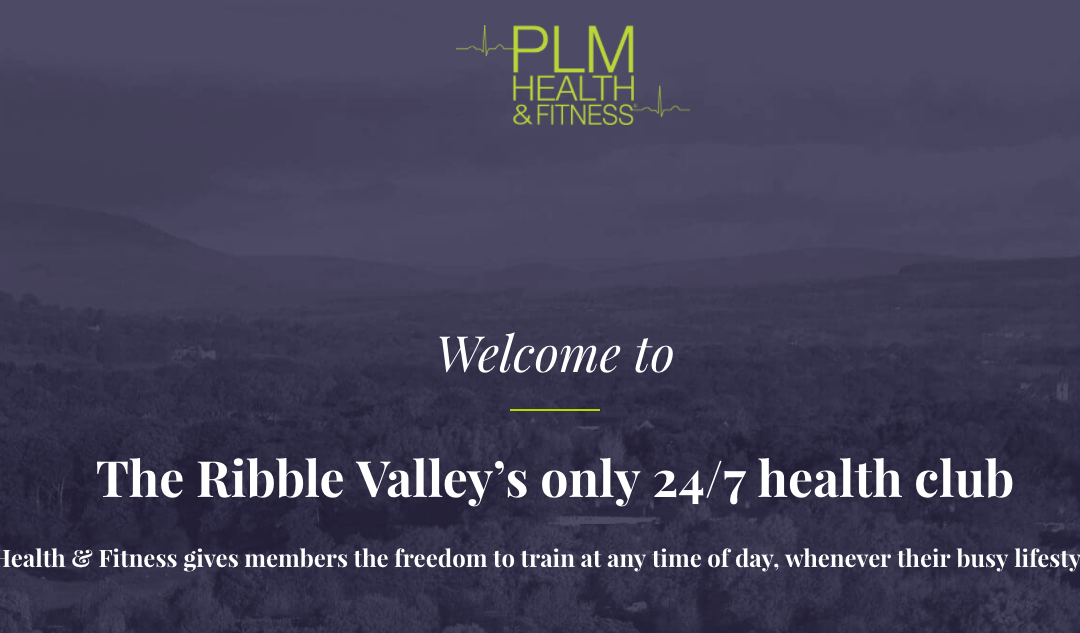 PLM Health & Fitness Website Launches